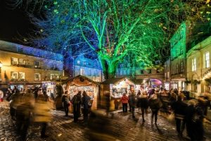 The Bath Holiday company -Bath Christmas Market